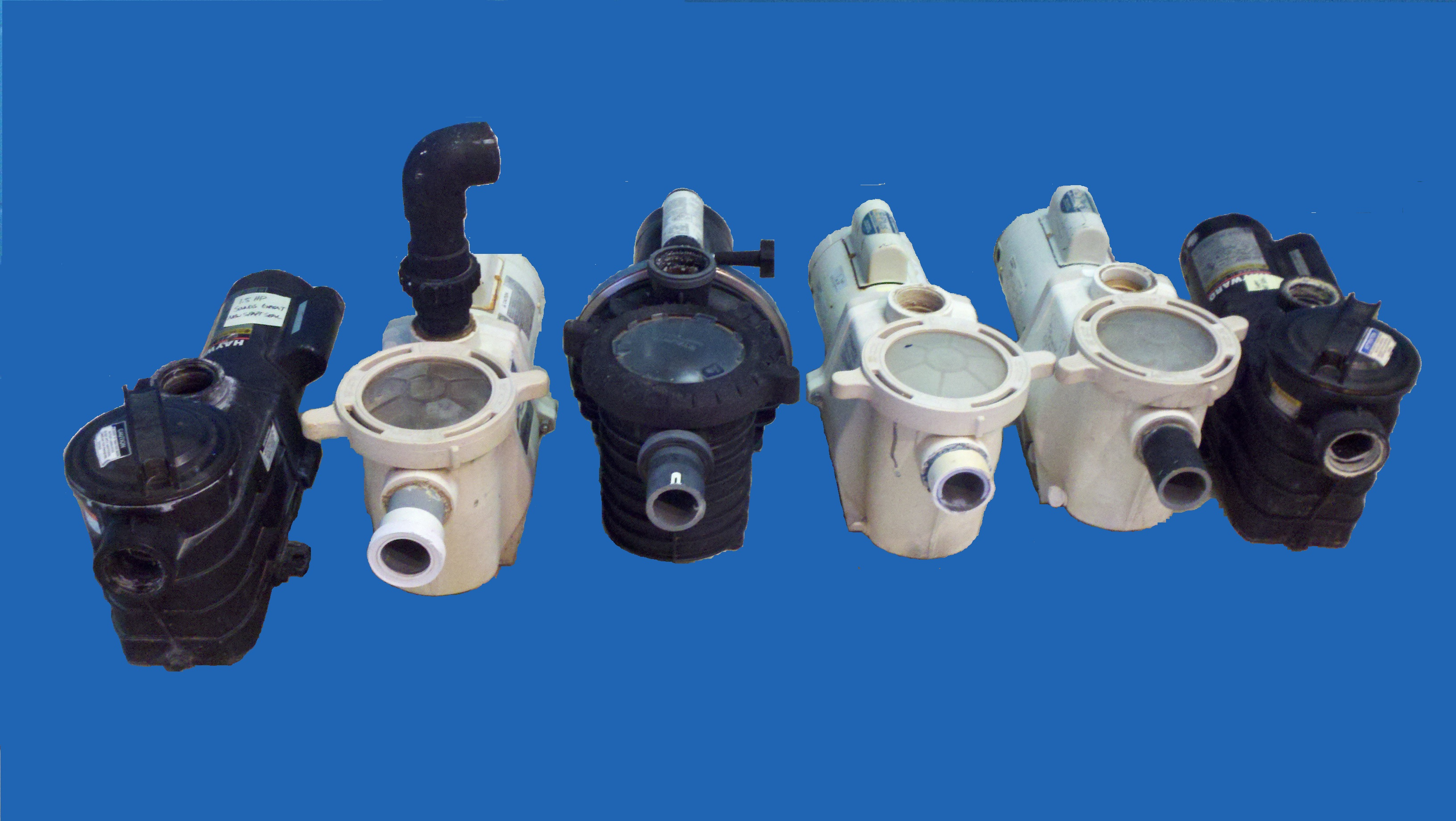 repair pool pumps