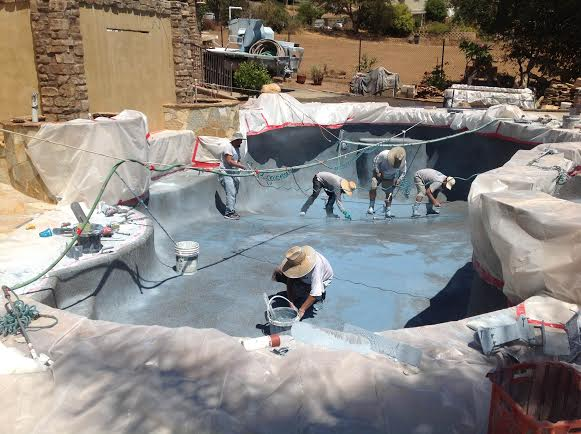 Pool Resurfacing Ideas